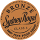 Bronze Medal Winner|Traditional Leg Ham, One Full Bone-In, Rind On, Cured, Smoked, Fully Cooked category Sydney Royal Fine Food Show 2009